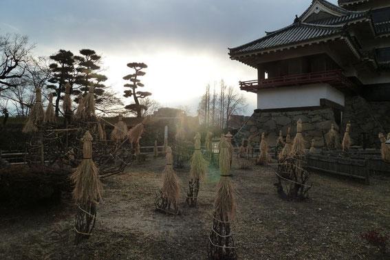 """Les décorations de susuki lors d'une fête de pleine lune (extrait du blog """"Riz sans Glaçons"""" (http://www.rizsansglacon.com)"""