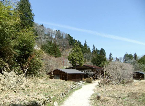 Tateba resthouse