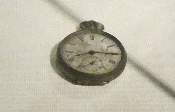 La montre de Kengo Futagawa exposée au musée