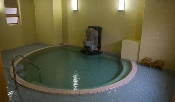 le bain du Tokaikan