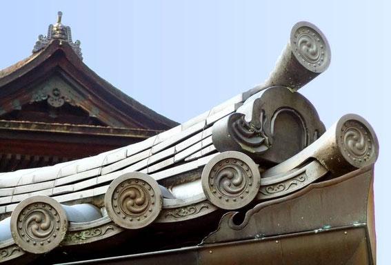 détail architectural...