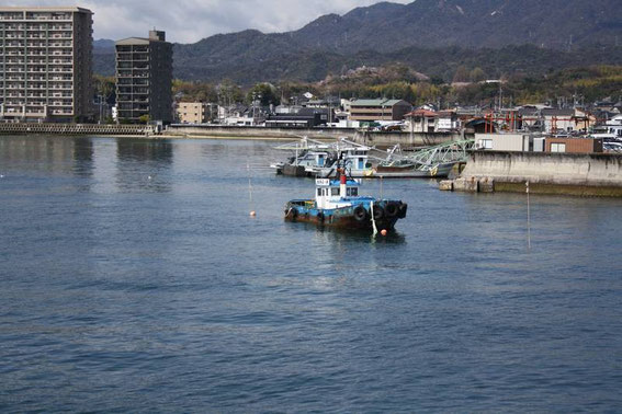 Port de Miyajimaguchi