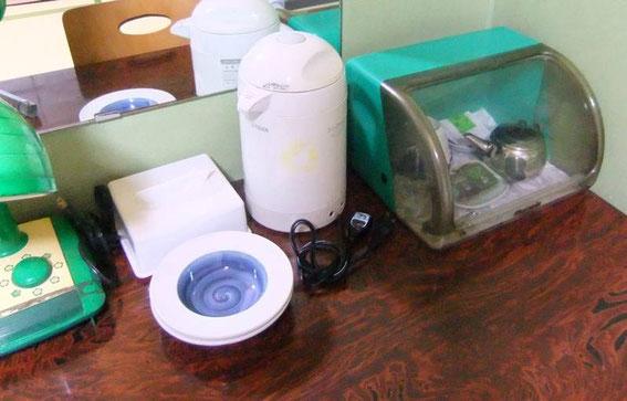 Du yokan au thé vert accompagne le thé.