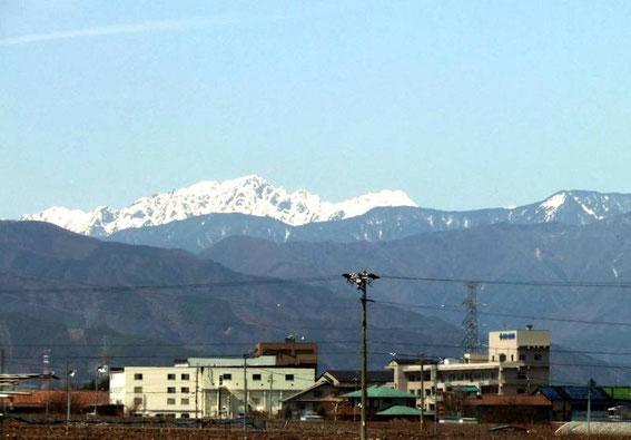Le Mont Norikura (stratovolcan 3026 m)