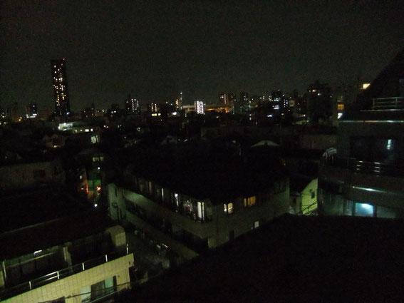 La nuit sur Ikebukuro Ouest
