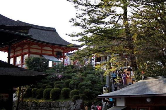 le sanctuaire shinto Jishu-jinja