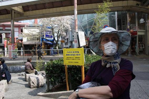 Kappa-San sur la Rokkun Plaza de Shin-Kyogoku... ^_~