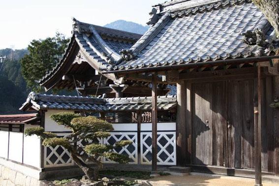 Le temple Rurisan Kōtoku-ji  (光徳寺)