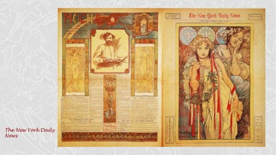 『ニューヨーク・デイリーニューズ』紙(1904年)