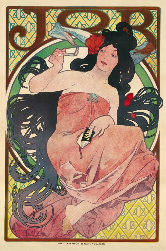 「ジョブ」(1898年)