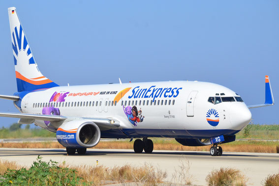 Another special one by SunExpress Germany, yippieh!