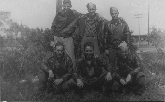 Bill Beavers crew