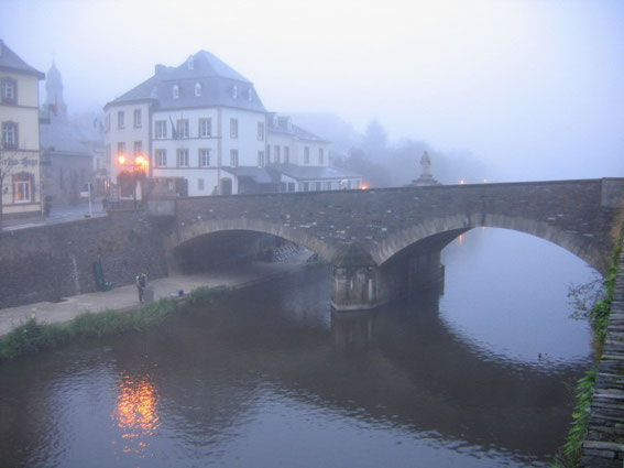 Here is the bridge in the town Vianden it self.