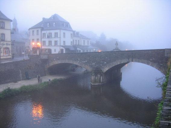 Here is the bridge in the town Vianden it self.
