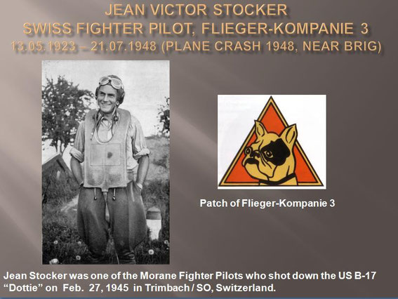Jean Victor Stocker of Flieger-Kompanie 3 (photo courtesy J.C.Cailliez)