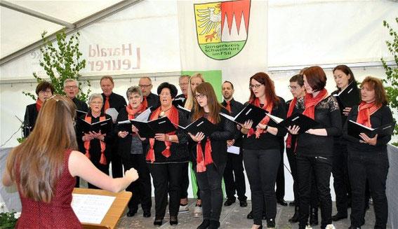 Jubiläumschor - 50 Jahre - 2017 - Leitung: Isabel Büdeker