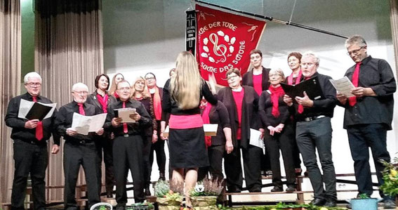 Bandan Singers - Leitung: Petra Schwarz - 2016