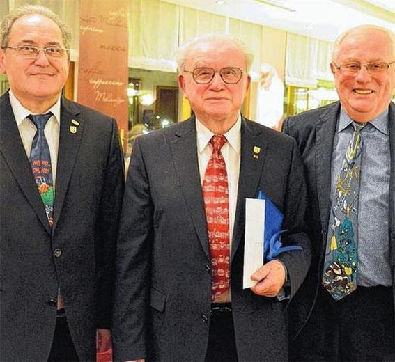 Verabschiedung Chorleiter Erhard Nowak - nach 44 Jahren - 2014