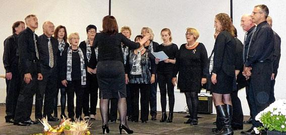 50 Jahre Gemischter Chor - Jubiläumschor 2016