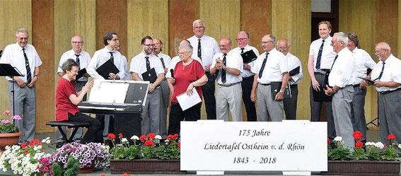 Jubiläumskonzert - 175 Jahre Liedertafel - 2018