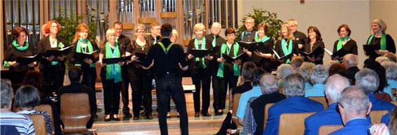 """Harmony Singers - Konzert """"Ein bunter Strauß voll Melodien"""" - 6. Mai 2017"""