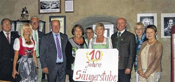 10 Jahre Sängermuseum Hohntor - 140914
