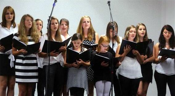 """Jugendchor """"Shine""""  - Konzert 2014"""