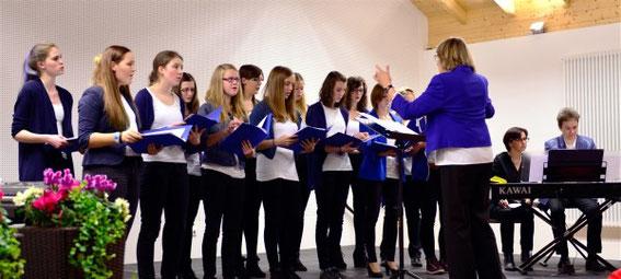 Jugendchor 2015 - in Nordheim