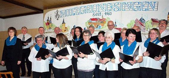 58. Milzgrundsingen - Gollmuthhausen - Leitung: Ellen Kneuer - 2018