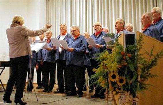 Weinfest in der Wandelhalle - Chorleitung: Eva Duda - 250915