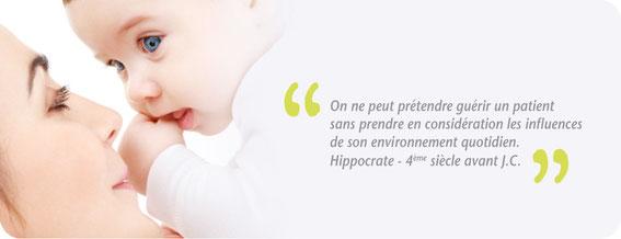 Notre environnement, c'est notre santé ! Et notre santé est notre capital le plus précieux pour vivre mieux et plus longtemps.