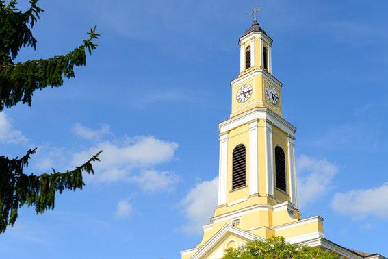 Kirche Platt