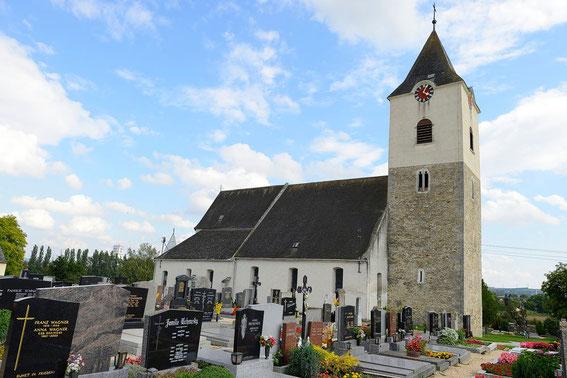 Kirche in Zellerndorf
