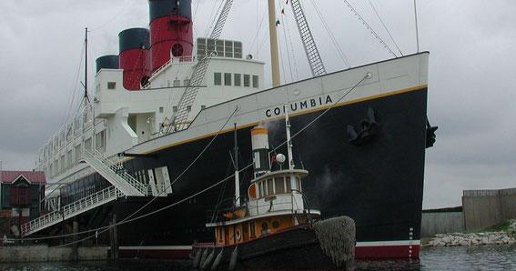 SSコロンビア号