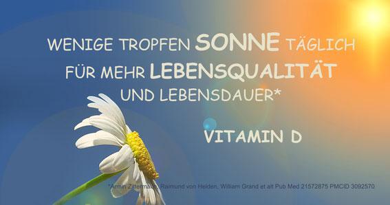 Vitamin D - Beratung und Therapie in Rheine