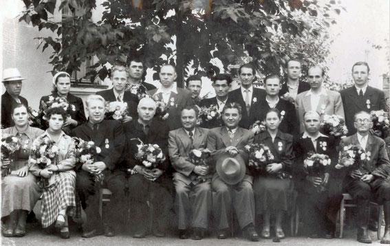 Председатель Президиума ВС БАССР Загафуранов Ф.З. (1913 - 2013 гг.)