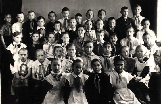 4г класс 2 школа город Салават 1965 год