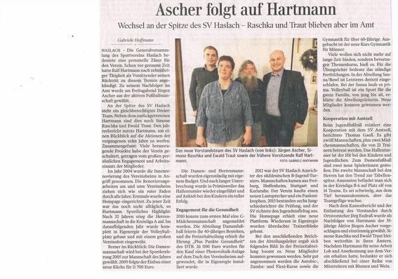 Bericht und Foto Gabriele Hoffmann Schwäbische Zeitung