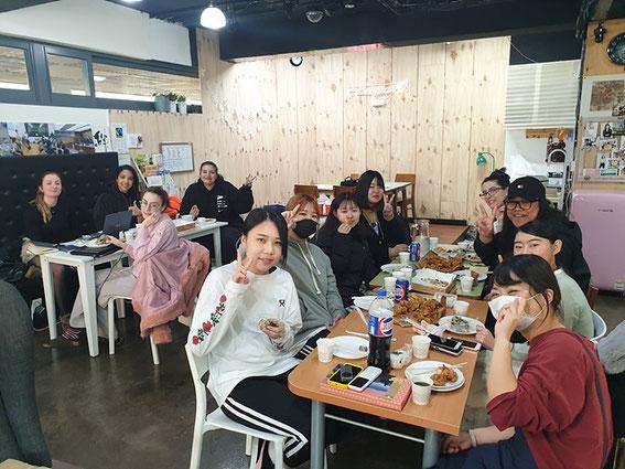 2019年11月7日、アコピアカフェ
