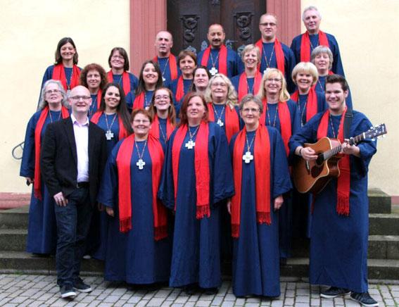 Chor 2016 - Leitung: Falko Rüd