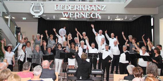 10 Jahre  Werntal tonal - 2019