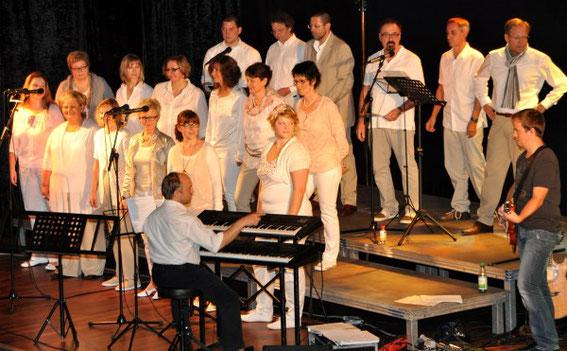 """conTakte - Konzert """"Wir singen - Sie tanzen"""" - 2012"""
