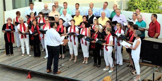 Gemischter Chor- 2017  Leitung: Martin Willun