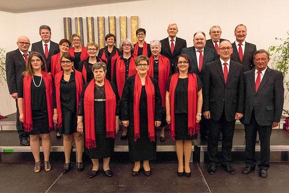 Jubiläumschor 2017