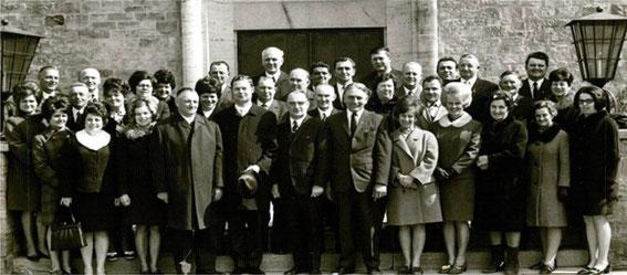 GV 1870 Sennfeld - 100-jähriges Jubiläum -1970