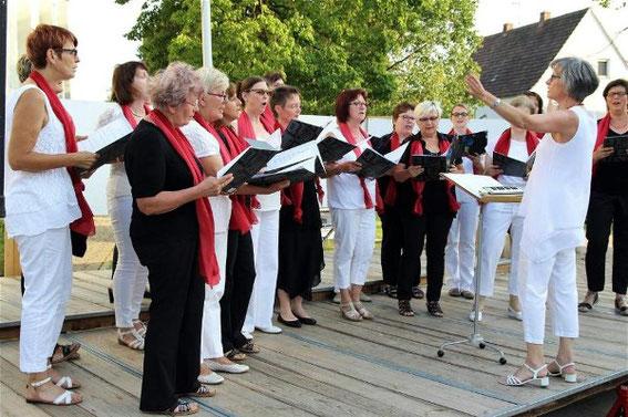 Frauenchor Ciconia - 2017  Leitung: Eva Ullrich
