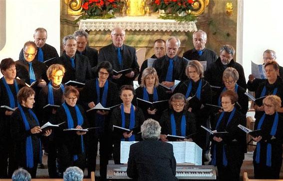 3. Winterkonzert - 2017 - Chorleitung: Herbert Bierlmeier