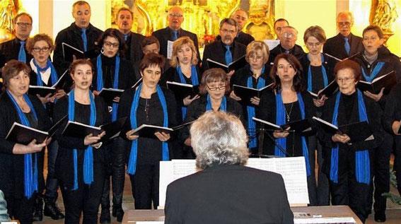 2. Winterkonzert - 2016 - Chorleitung: Herbert Bierlmeier