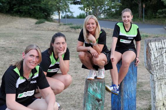 Zweite Damenmannschaft möchte sich in der Badenliga etablieren
