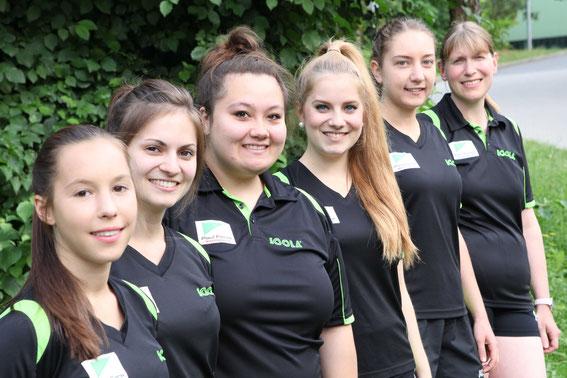 1. Damen wollen sich ihrer vierten Spielzeit in der Oberliga behaupten